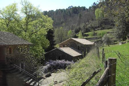 La Roquette, einzigartig, ruhig. - Saint-Etienne-Vallee-Française