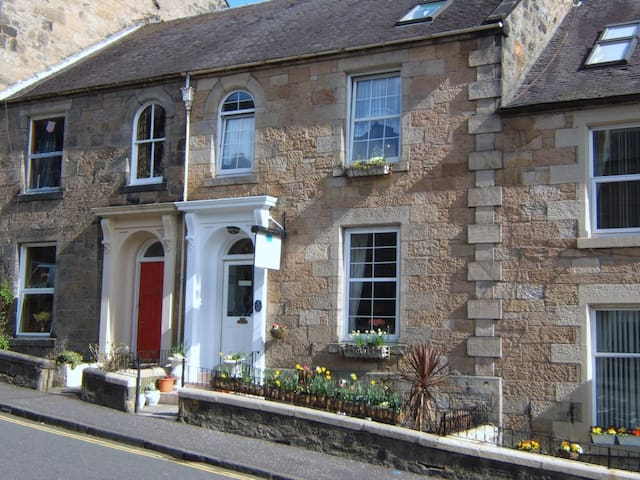 Guest House (overview), Centre Stirling - Stirling - Bed & Breakfast