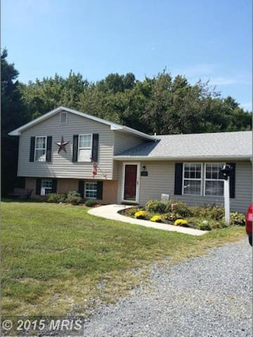 Iron Man Weekend Rental / Shore Rental - Easton - House