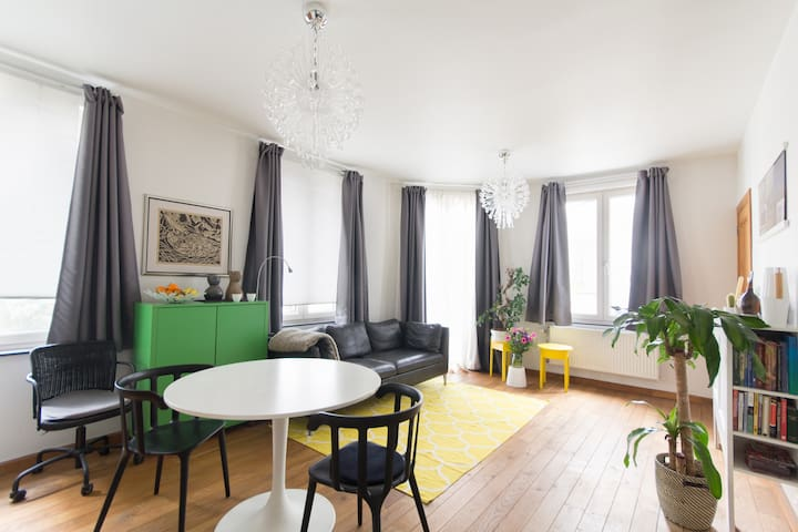 Cosy room in shared, central flat