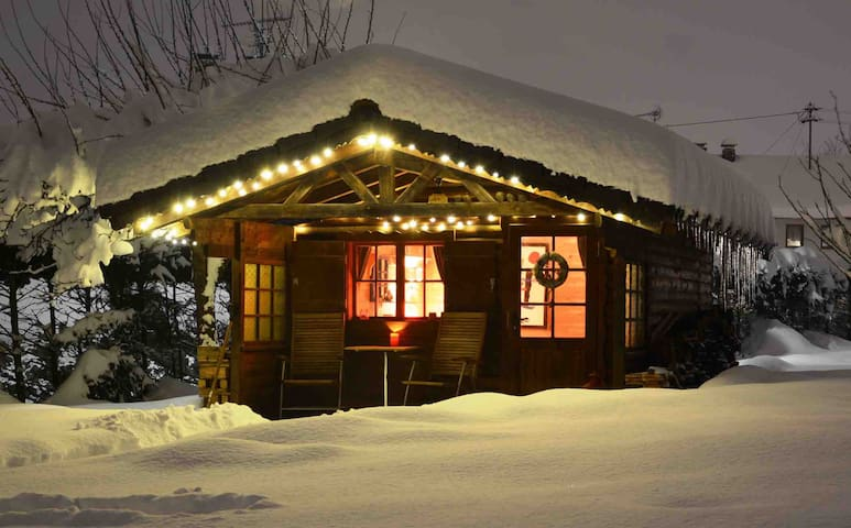Tiny House Murnau for 1-2 persons Cosy Cottage