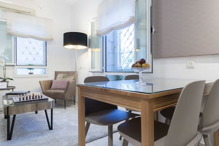 Modern Pearl ⚜ Gorgeous Apt. In Jerusalem Old City