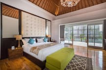 The modern concept of the bedroom