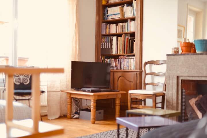 ❤︎ appartement T2 bis, très lumineux,jolie vue ❤︎