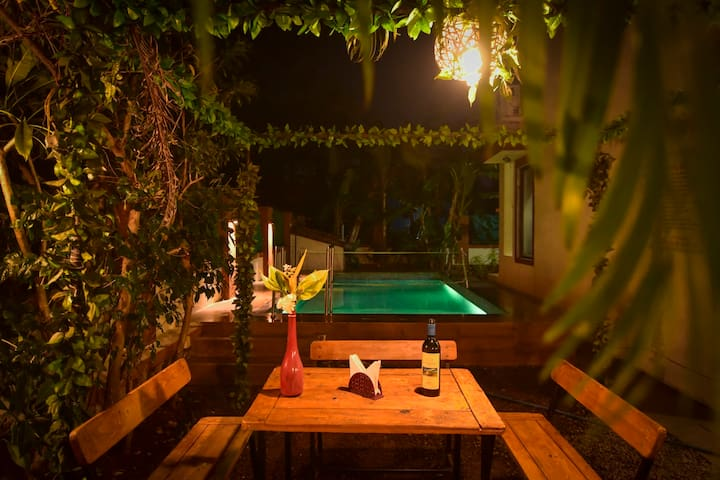 Stella Villa- 4BHK with private pool