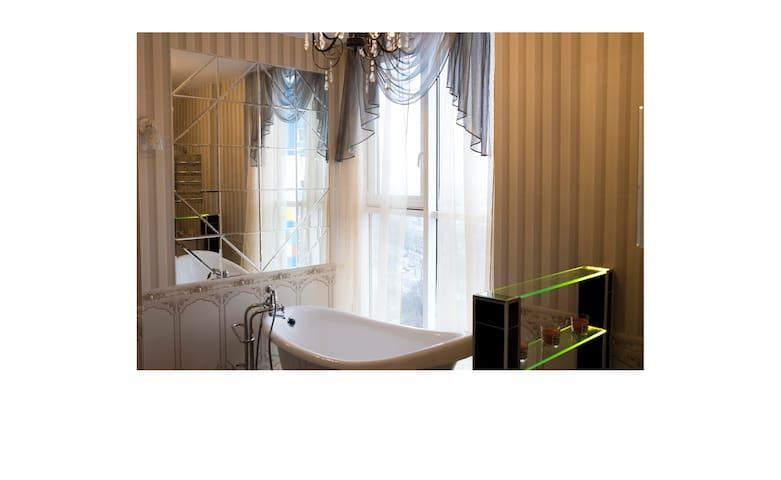 Квартира класса люкс с необычным ремонтом