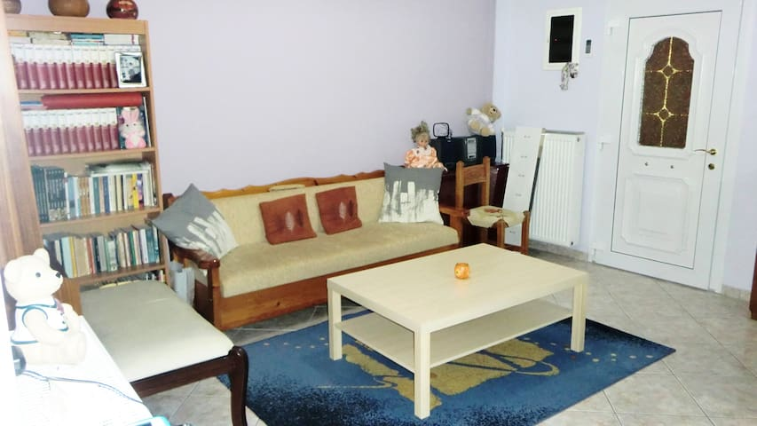 Functional apartment in the center of Volos - Volos - Apartmen