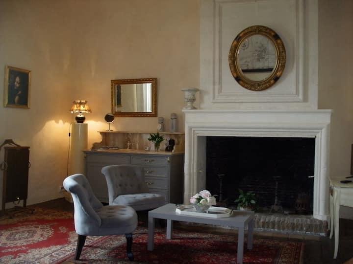 La chambre de Philippe Auguste