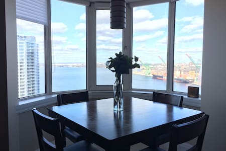Top Floor Condo with Panoramic View - Halifax - Appartement
