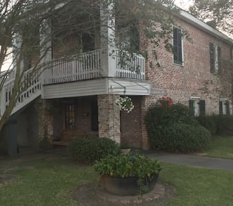Historic Property Room # 4 - Belle Chasse - Bed & Breakfast