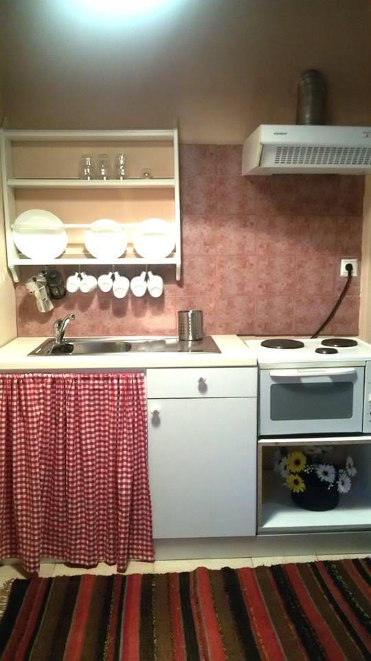 Παραδοσιακό πέτρινο διαμέρισμα 1!