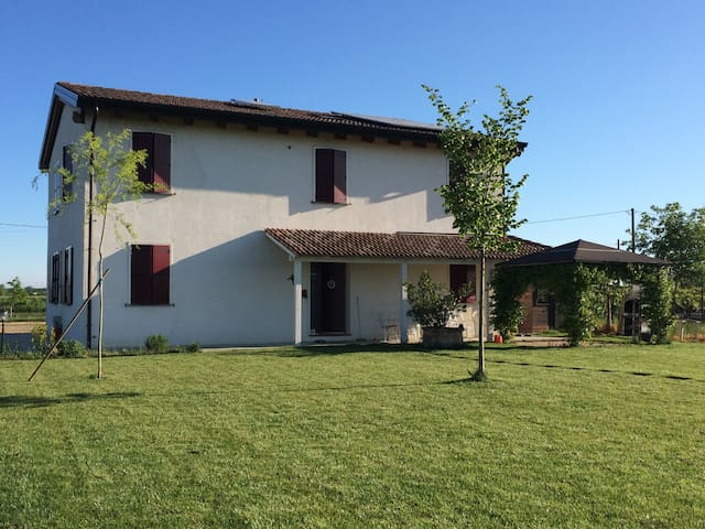 Country house - Gualtieri - วิลล่า