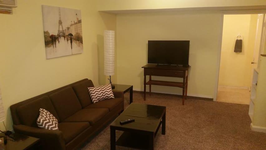 Cute Apt in Quiet Neighborhood - San Antonio - Apartment