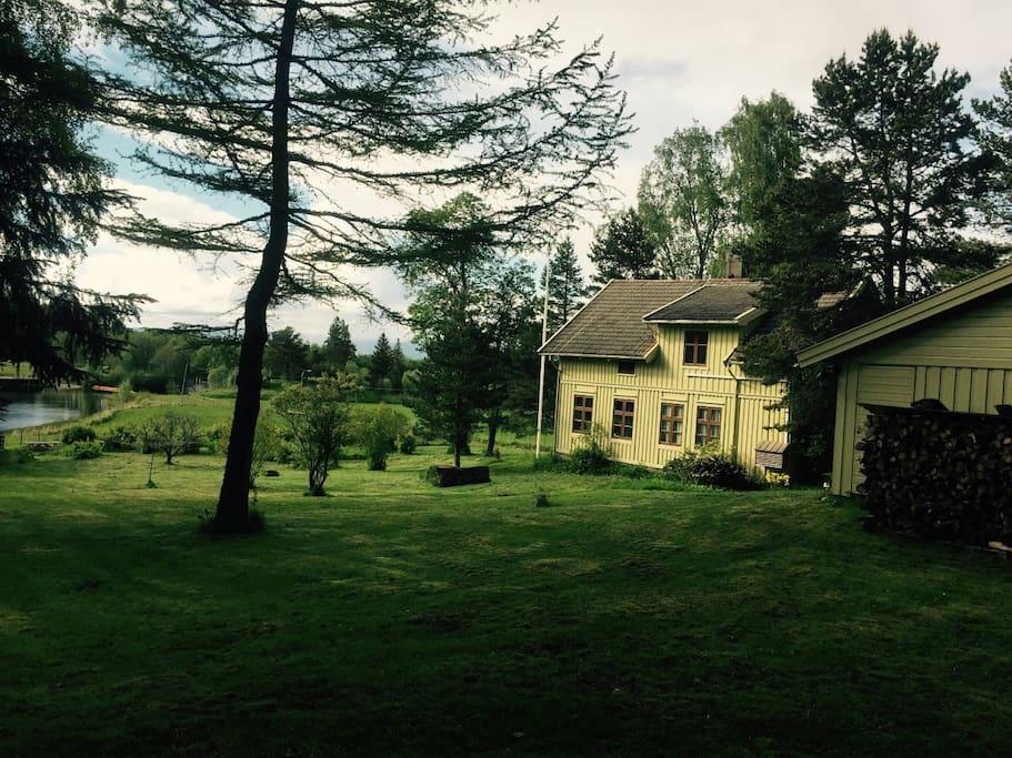 Hagen i Fjellstua