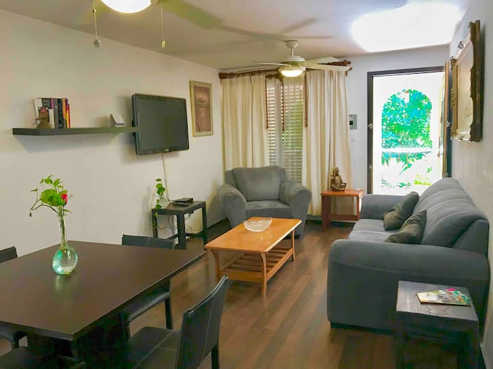 Private 2 bedroom Apt B in the heart of Cancún