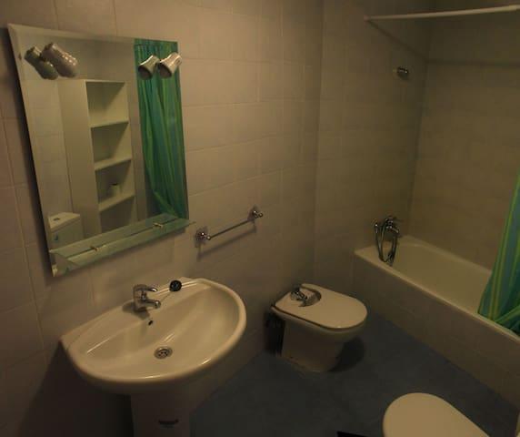 Apartamento Puebla de Sanabria (3 dormitorios) - Puebla de Sanabria - Lägenhet