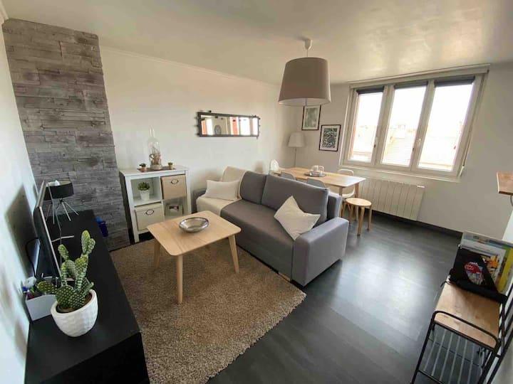 Appartement Dunkerque proche plage 🏖