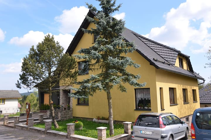 Small and Cozy Apartment in Frauenwald with Forest nearby