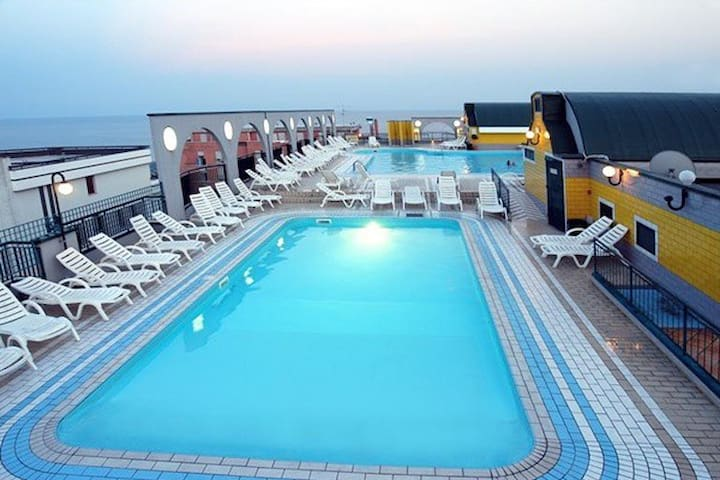 RESIDENCE COLOMBO Oneroomappartment - Caorle - Pis