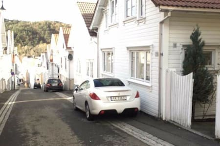 Koslig hus i «hjertet» av Egersund