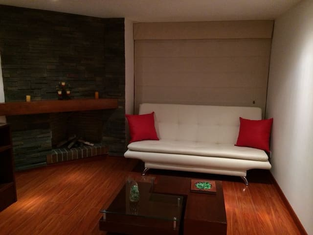 COZY APARTMENT AT 93 PARK- Just for long stays