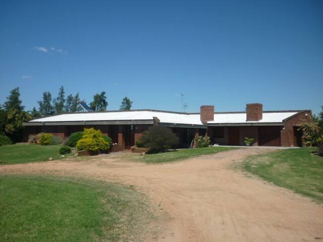 Hermosa casa de campo.
