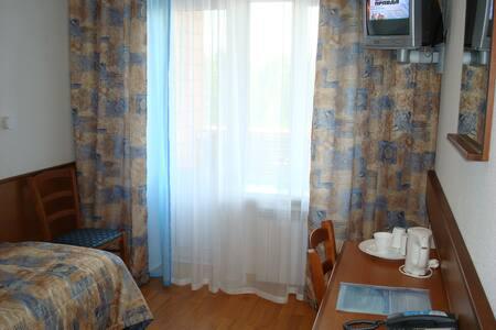 "Гостиница ""Русь"""