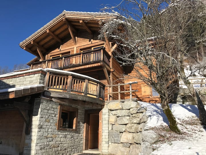 Beautiful family chalet