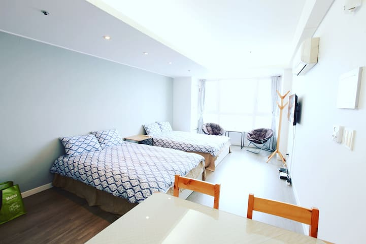 YES SPACE(88B)@GWANGAN @BUSAN - 부산광역시 - Apartamento