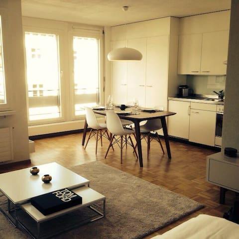 City Center Apartment 6 - Zurique - Apartamento