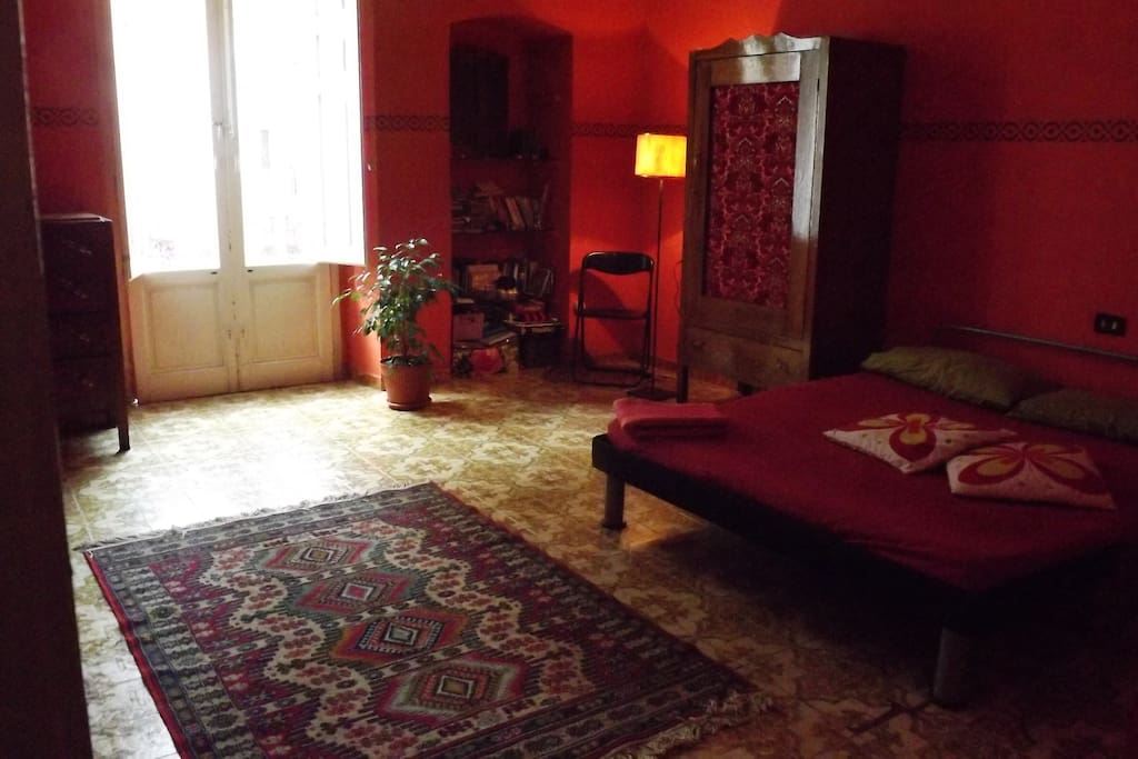 romantic doble room in BARI