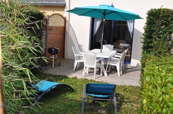 Maison avec jardin clos DANS  LE GOLFE DU MORBIHAN
