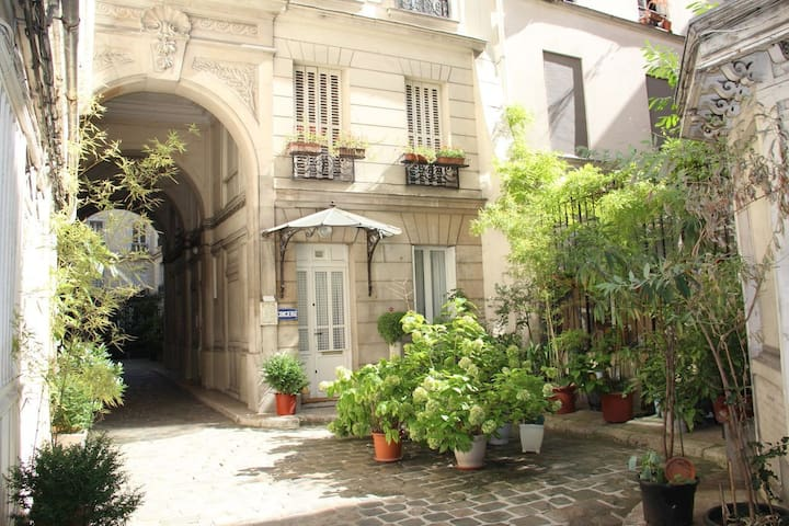 Family flat in center of Paris - Paříž - Byt