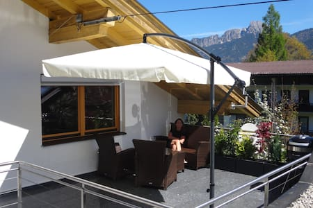 Alpin-check-in Ferienwohnung South