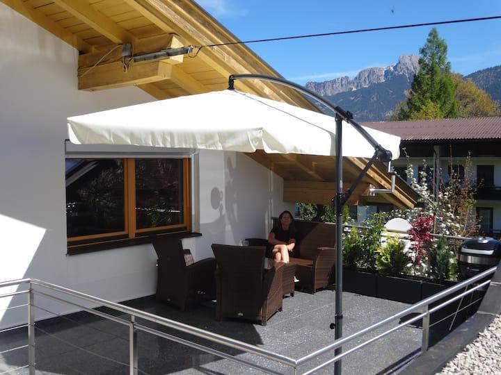 Alpin-check-in Ferienwohnung South