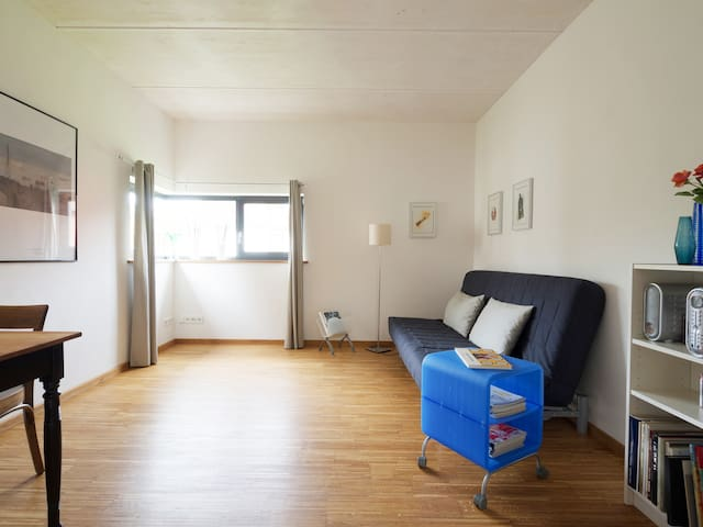 Frankfurt just 15 minutes away - Maintal - Appartement