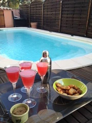 Maison individuelle avec piscine - Montpellier - Dům