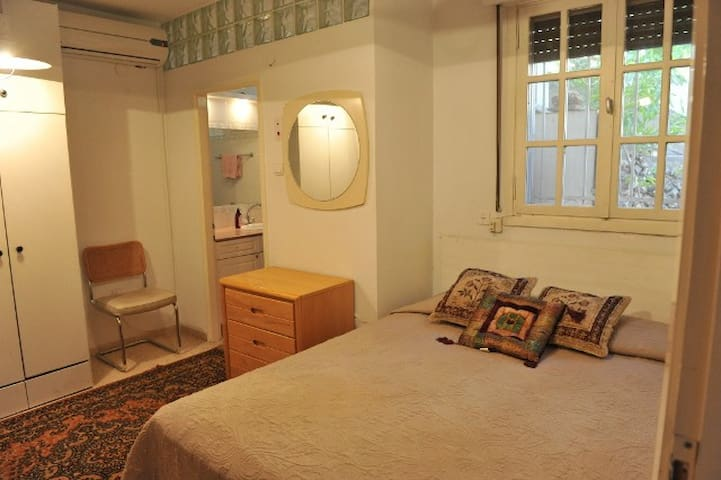 Rooms w/Private entrance FREE PARK  - Jerusalem - Bed & Breakfast