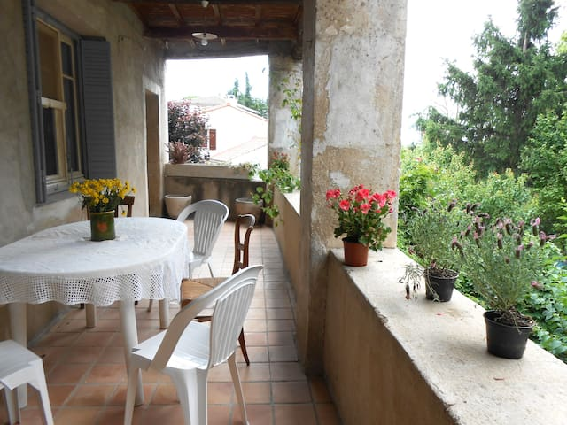 Traditional farmhouse in Ardeche - St Just D'Ardeche - House