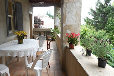 Traditional farmhouse in Ardeche - St Just D'Ardeche
