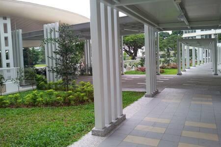Clementi - NUS University - Polytechnic - Mall - Singapore - Apartment