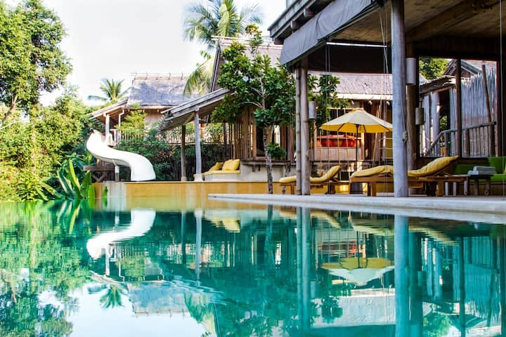 5 Bedroom Luxury Villa, Soneva Kiri