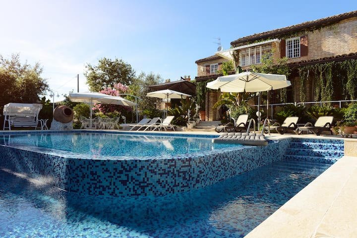 B&B Casale Gioel - An oasis in the countryside