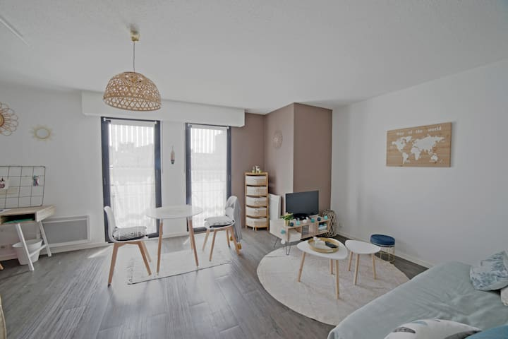 Friendly apartment for 3 *Centre*