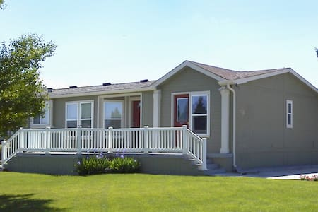 The Guest House at Pinewood Estates - Idaho Falls - Talo
