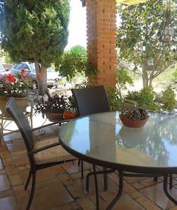 Habitación doble en casa rústica - Córdoba - House
