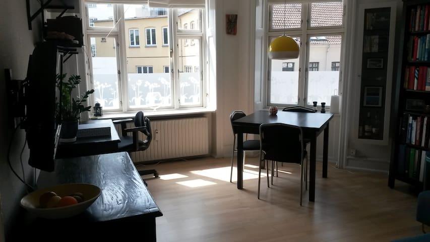 Flat in the heart of Copenhagen - Kopenhagen - Appartement