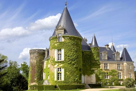 Chateau Du Campe - Brantôme
