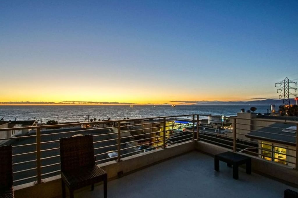 Ocean views from almost every room of the property. Amazing sunsets included!