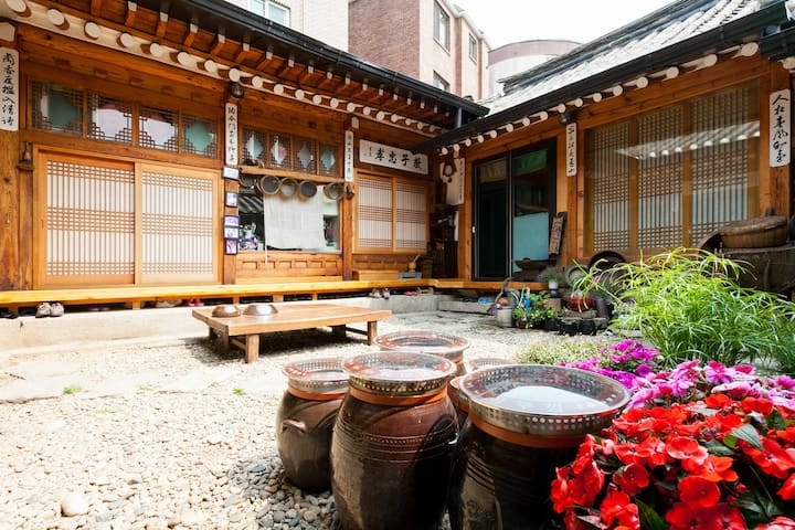 Hanok a large single room/Long&short term